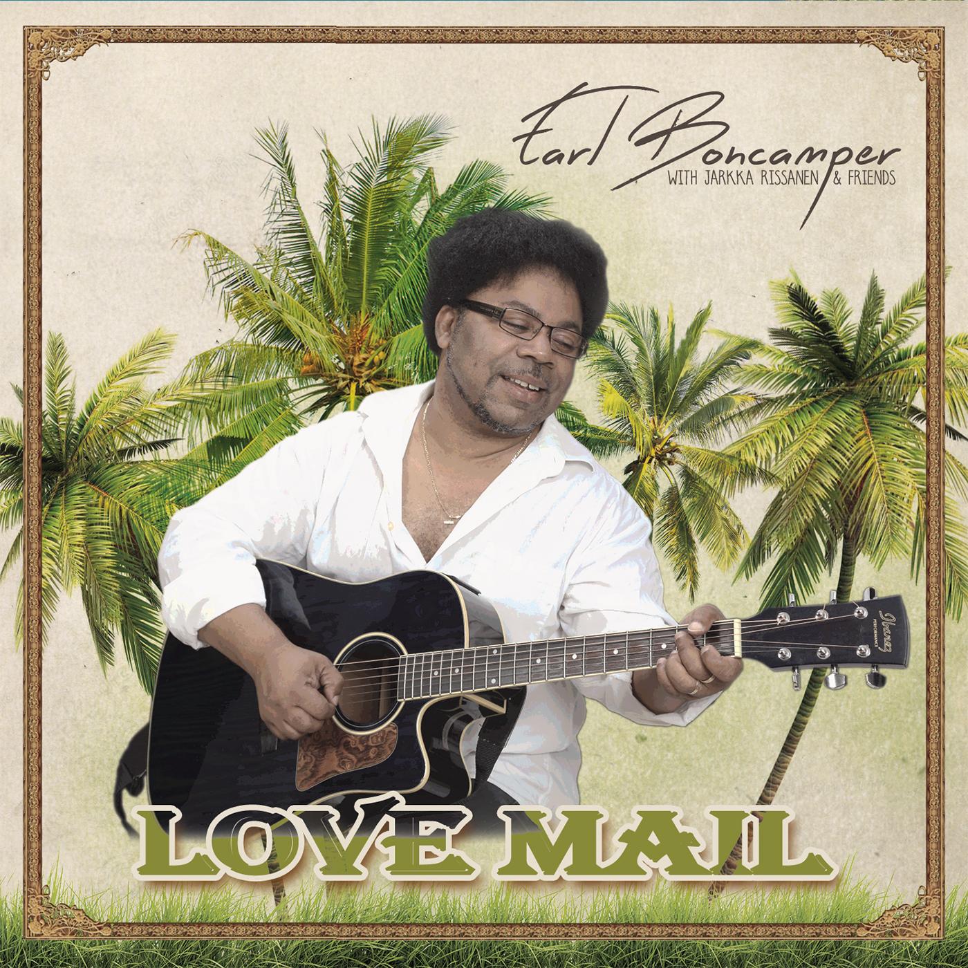 Earl S. Boncamper: Love Mail