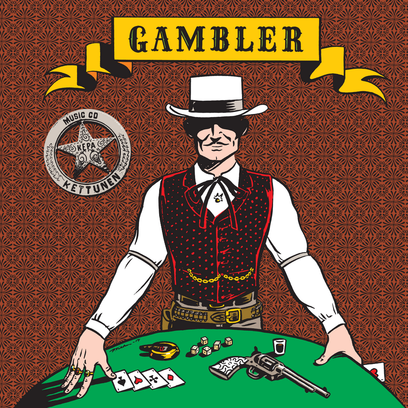 Kepa Kettunen: Gambler