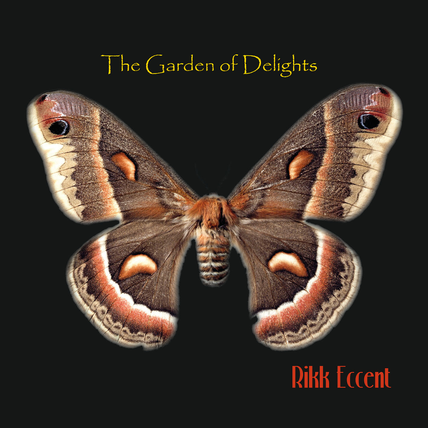 Rikk Eccent: The Garden Of Delights