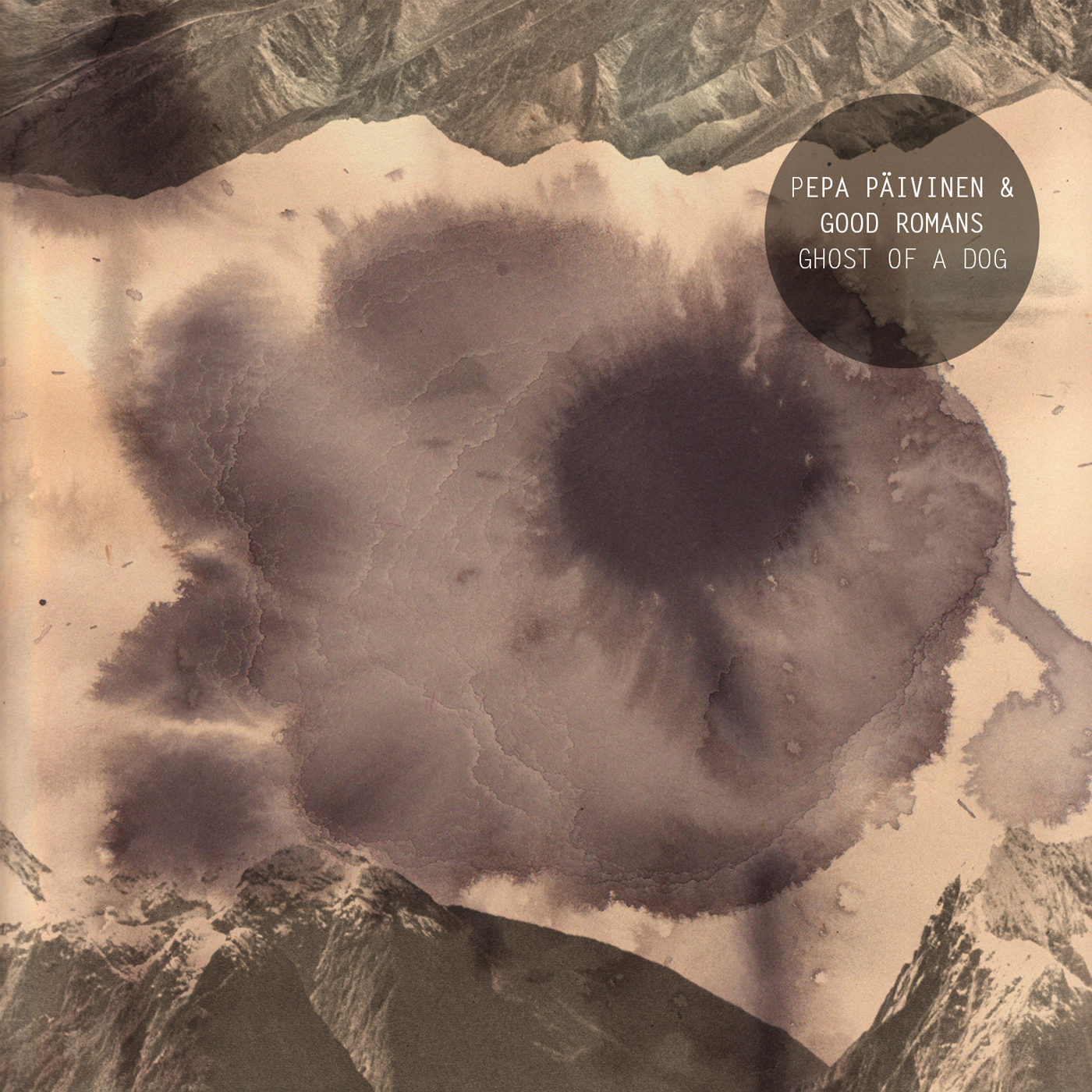 Pepa Päivinen & Good Romance: Ghost Of A Dog