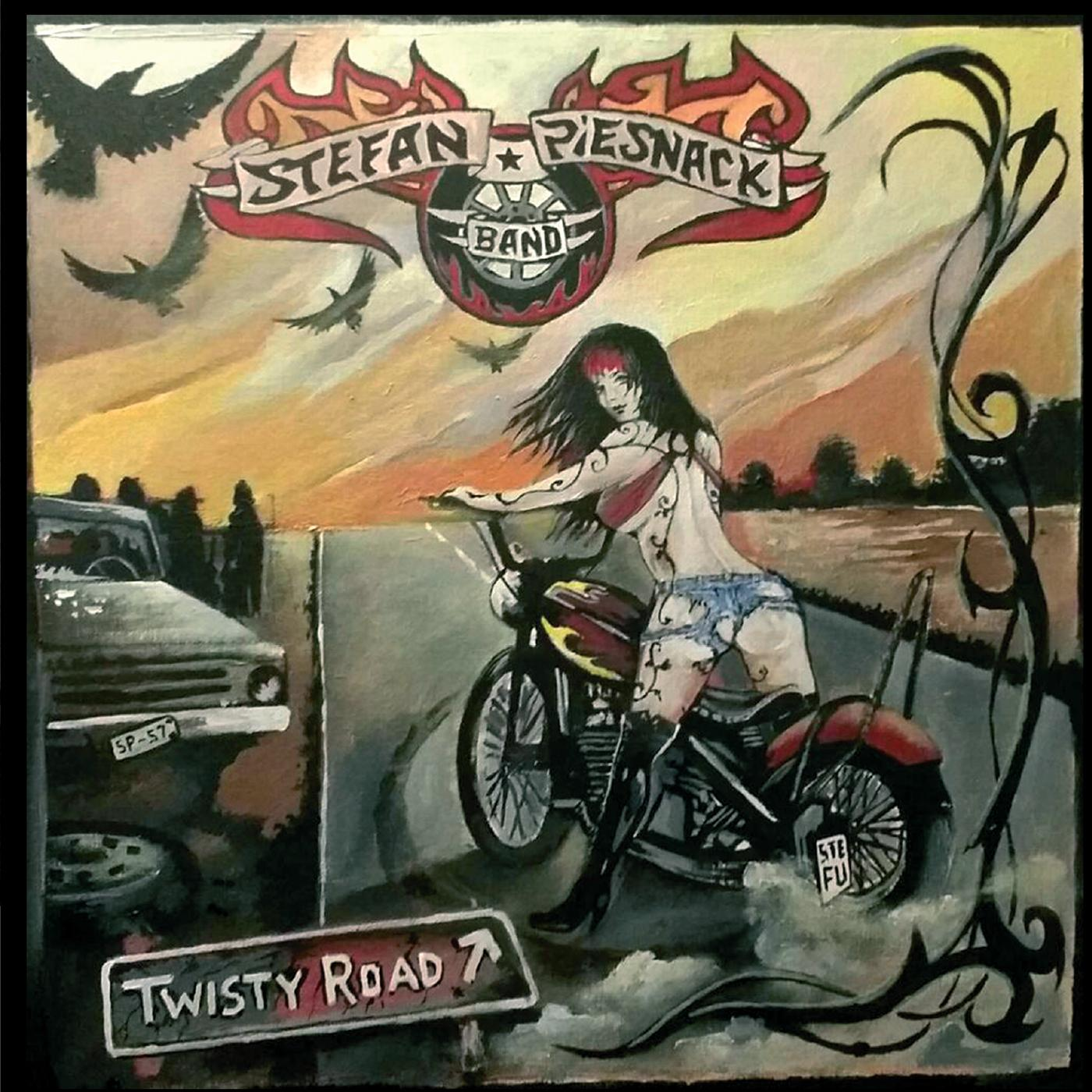 Stefan Piesnack Band: Twisty Road EP