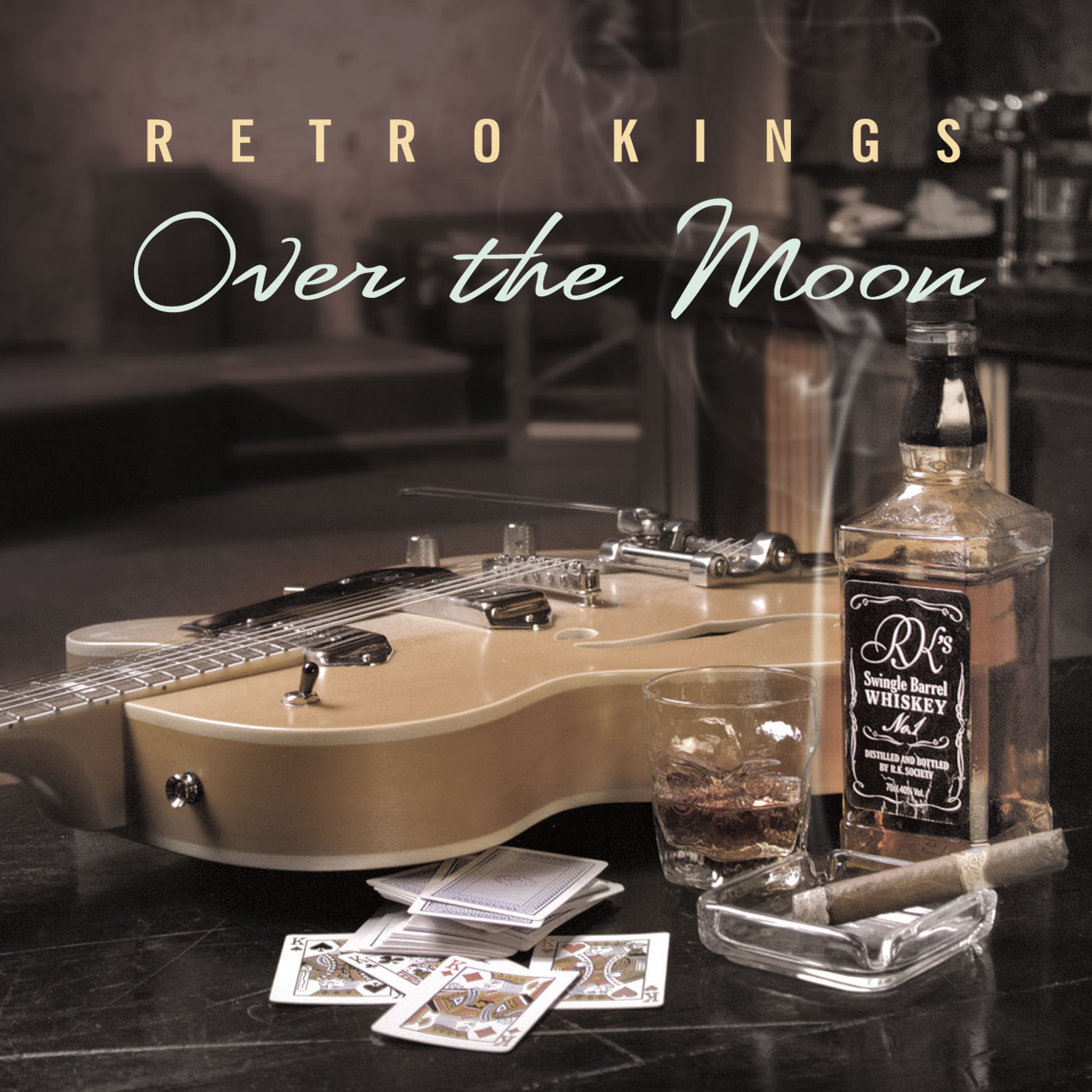 Retro Kings: Over The Moon