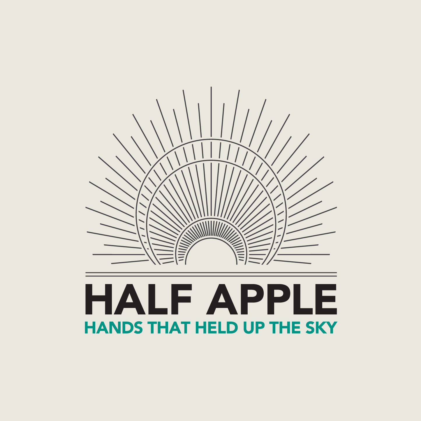 Half Apple: Hands That Held Up The Sky