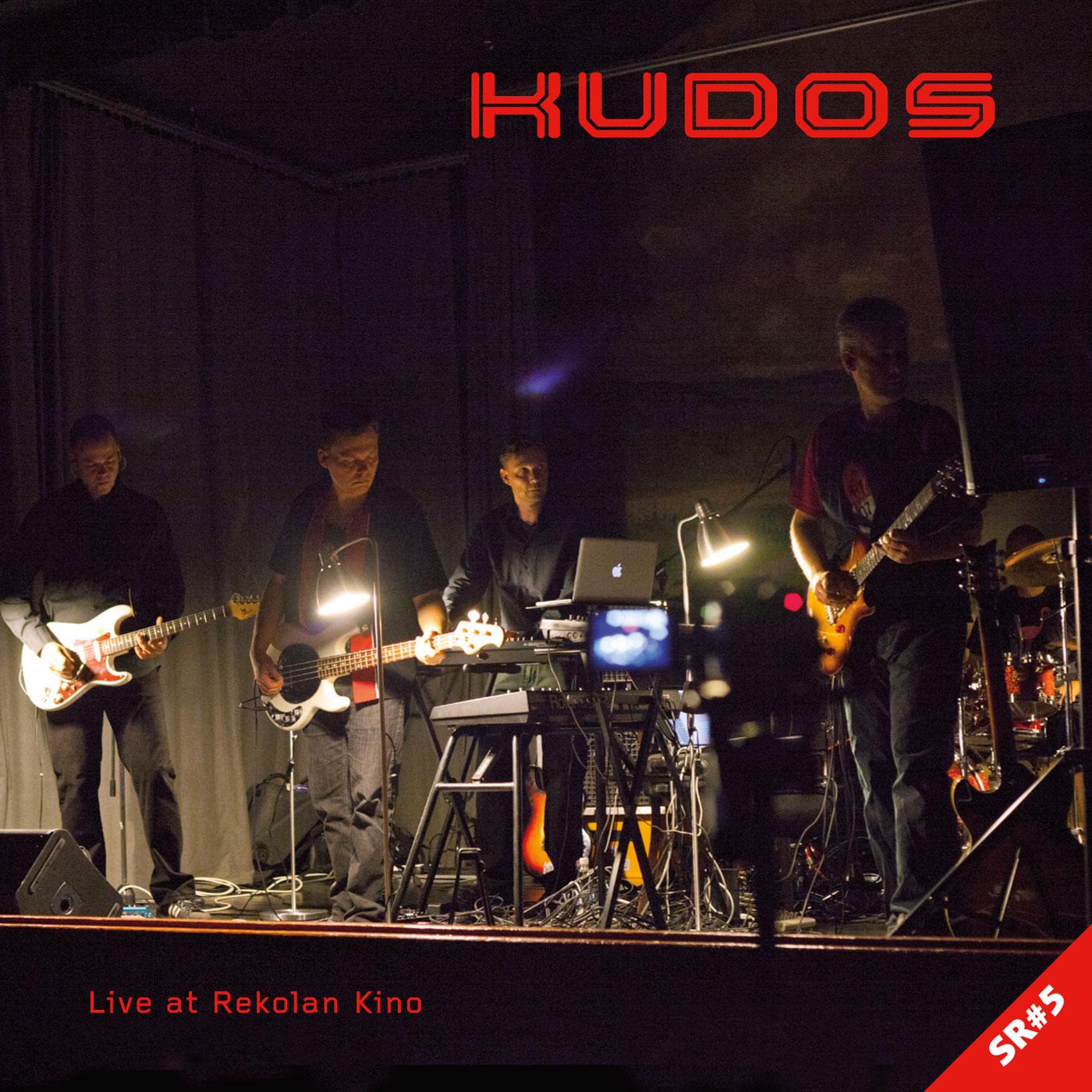 Kudos: LIVE at Rekolan Kino