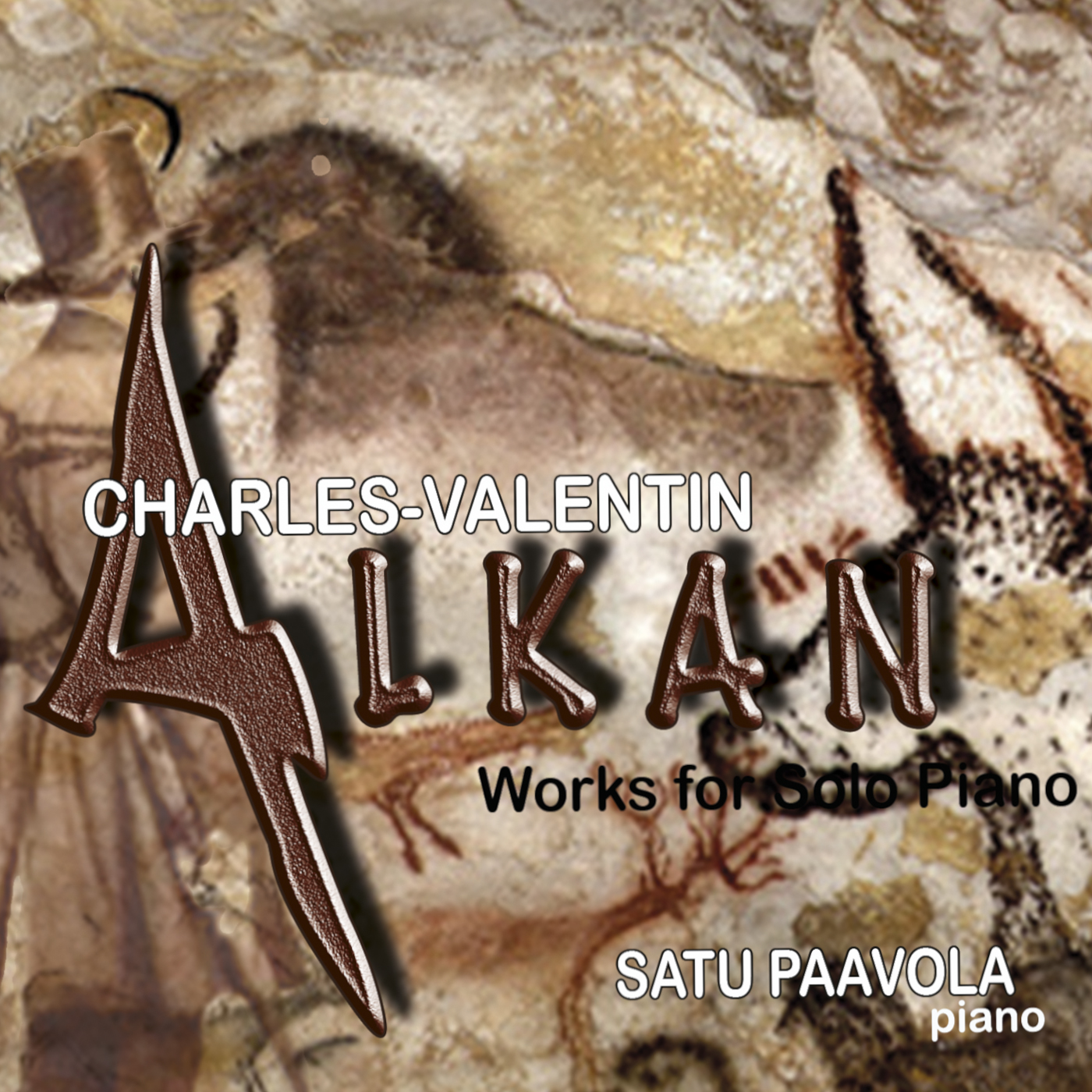 Satu Paavola: Charles-Valentin Alkan Works for Solo Piano