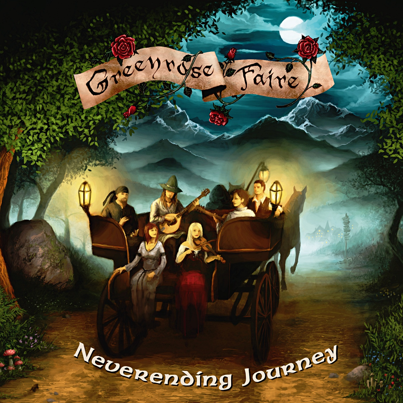 Greenrose Fair: Neverending Journey