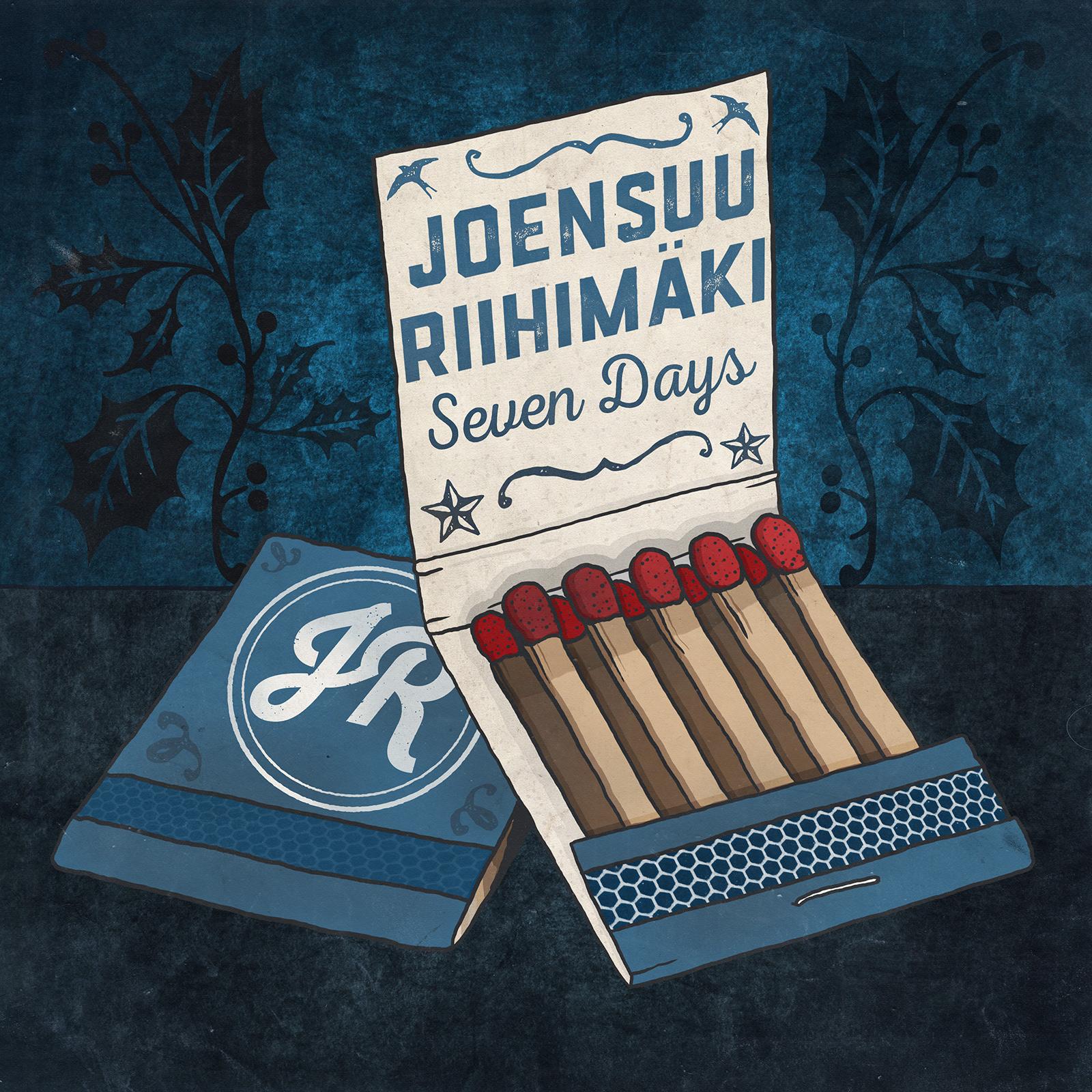 Joensuu Riihimäki: Where\'s The Fire, John?