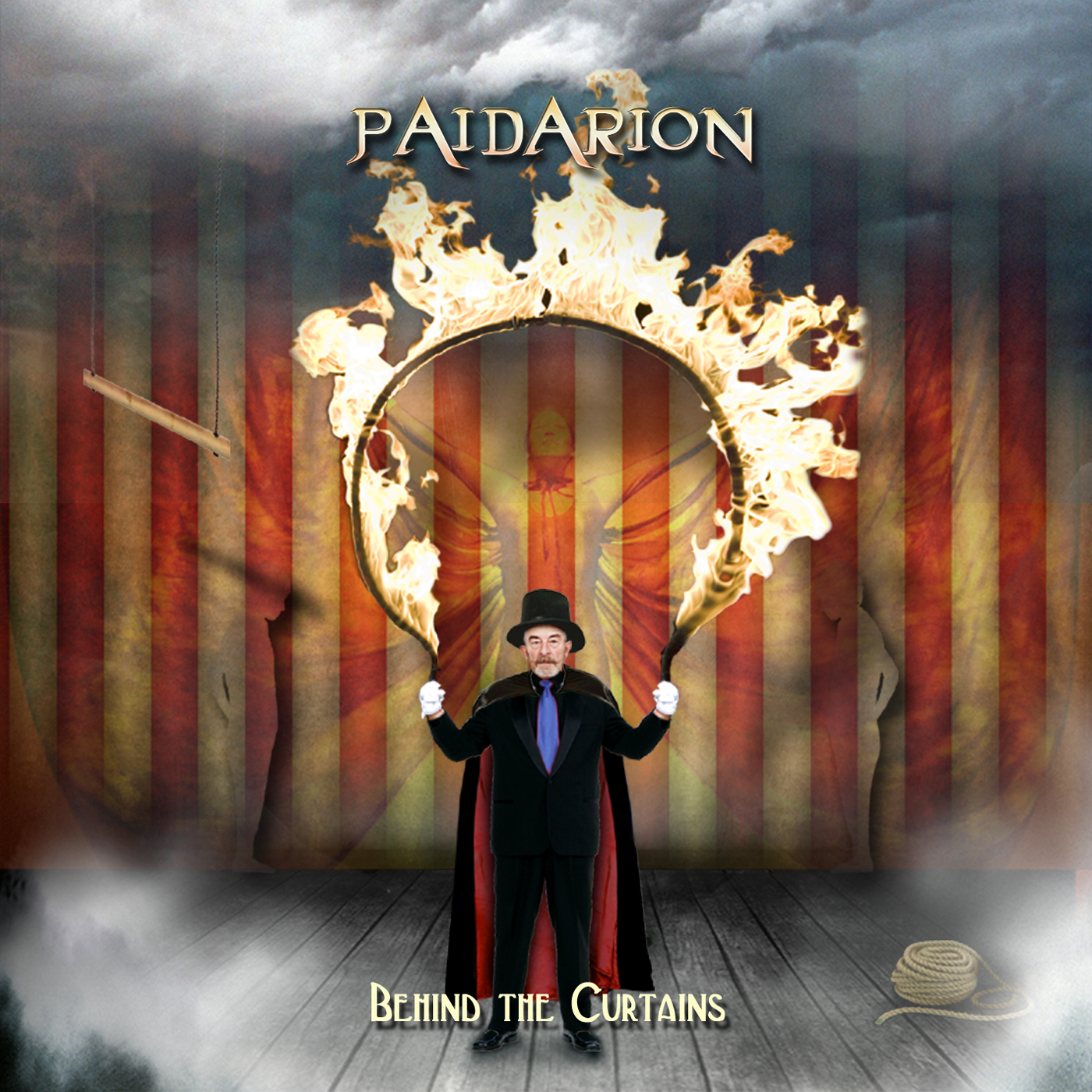 Paidaron: Behind the Curtains