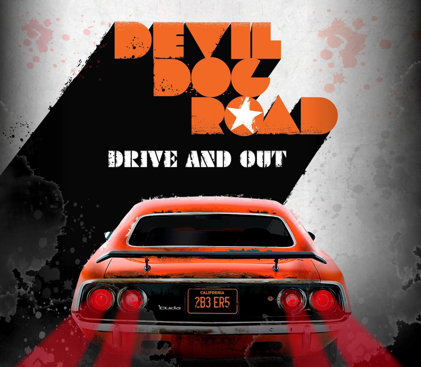Devil Dog Road: Drive And Out