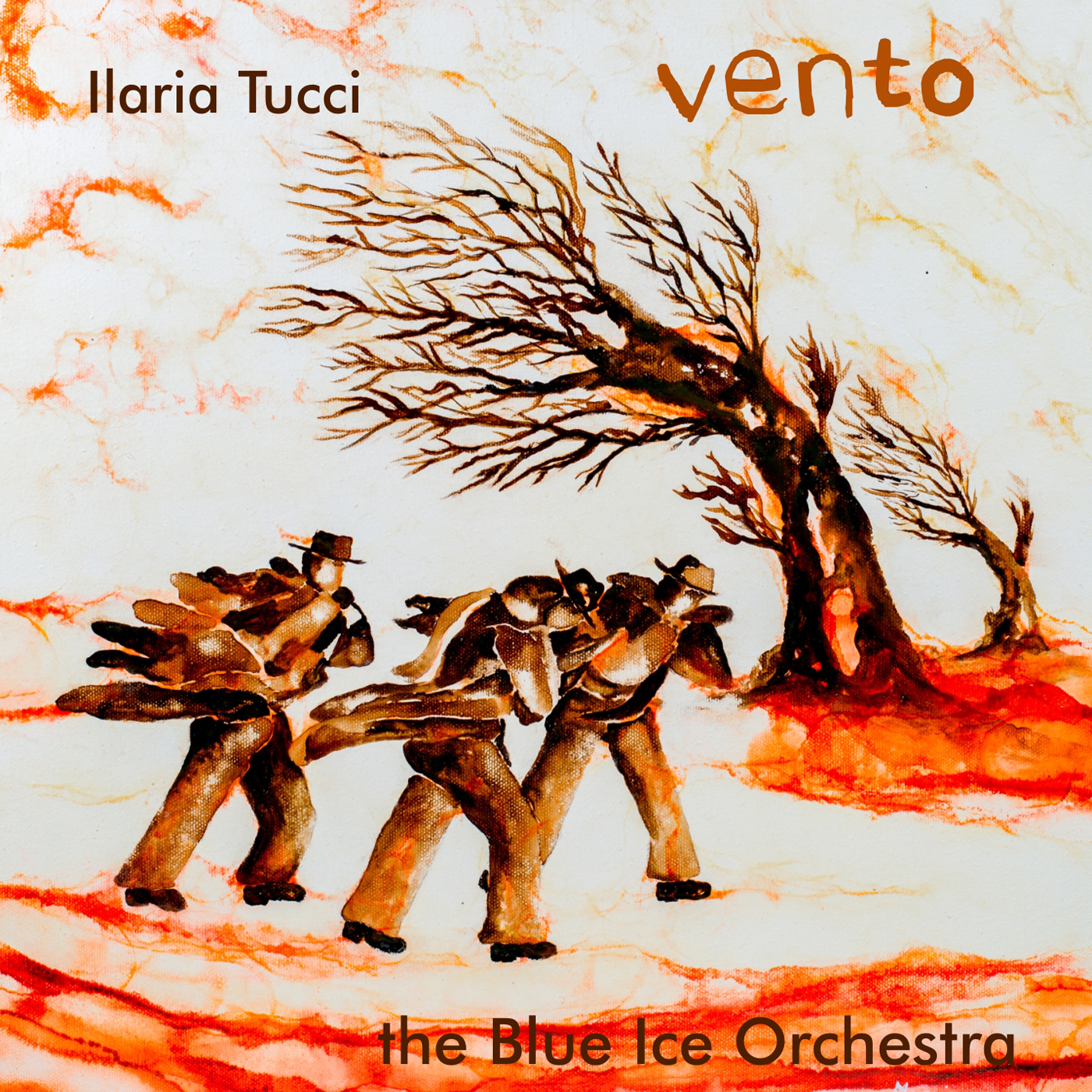 Ilaria Tucci & the Blue Ice Orchestra: Vento is out!