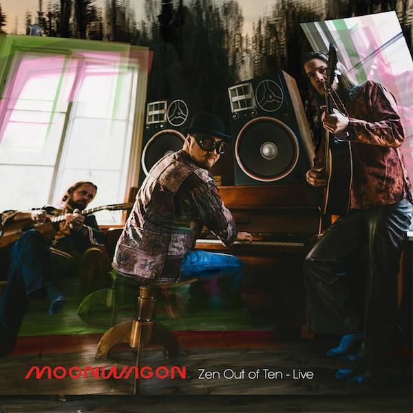 Moonwagon: Zen Out of Ten-Live